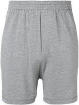 Dsquared2 Underwear - elasticated waistband sweatshorts - men - Spandex/Elastane/Viscose - M
