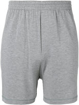 Dsquared2 Underwear - elasticated waistband sweatshorts - men - Viscose/Spandex/Elastane - L