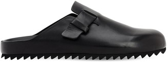 Officine Creative Leather Slides