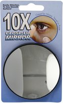 Zadro 3-Inch 10x Mag Close up Mini Spot Mirror