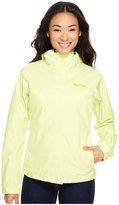 Marmot Women's Minimalist Jacket: Shell (SunnyLime, XLarge)