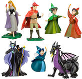 Disney Sleeping Beauty Aurora Figure Play Set