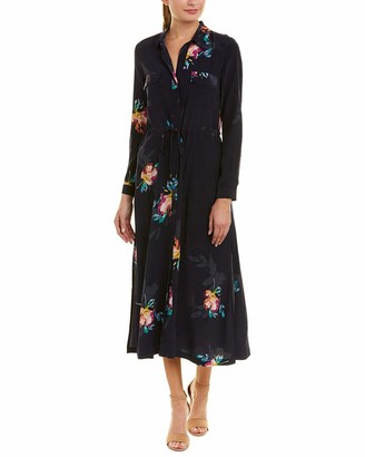 French Connection Women's Delphine Drape Maxi