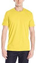 American Apparel Men's Organic Fine Jersey Short-Sleeve T-Shirt