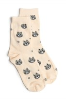 Garage Animal Print Socks