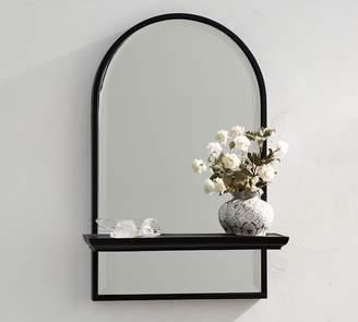 Pottery Barn Raval Arch Shelf Mirror