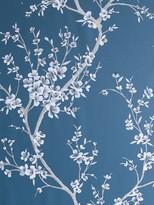 Arthouse Oriental Trail Glitter Wallpaper