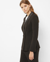 Ted Baker Double breasted tux blazer