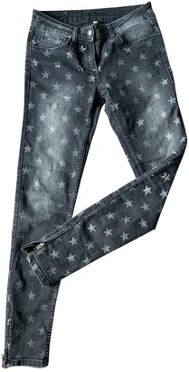 Sandro Grey Denim - Jeans Jeans for Women