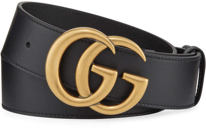 ed783f8dd Gucci Mens Leather Belt - ShopStyle
