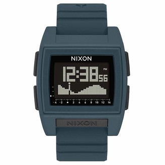 Nixon Unisex's Digital Chinese Automatic Watch with Plastic Strap A1282-2889-00