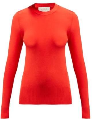 Sportmax Cali Sweater - Womens - Red