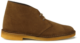 Clarks Originals Desert Boots Cola Suede