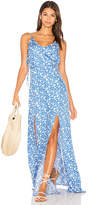 Capulet Kena V Neck Maxi Dress