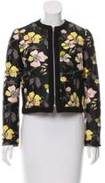 Giambattista Valli 2015 Silk-Blend Jacket
