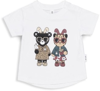 Huxbaby Baby's & Little Girl's Almost Bunny T-Shirt