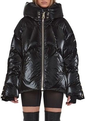 Nicole Benisti Montague Puffer Jacket