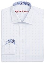 Robert Graham Boys' Scatter Print Dress Shirt - Big Kid