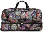 Vera Bradley Lighten Up Large Wheeled Duffel Bag