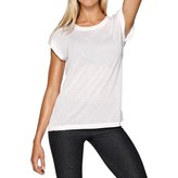 Lorna Jane Alba Shirt - Scoop Neck, Short Sleeve (For Women)