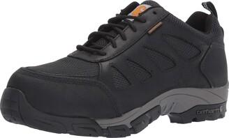 Carhartt Men's Lightweight Wtrprf Low-Height Work Hiker Carbon Nano Safety Toe CMO3481 Industrial Boot