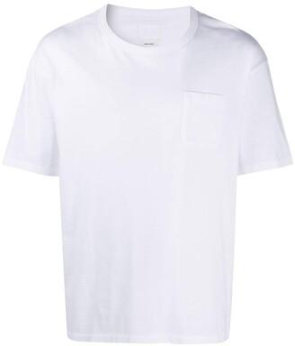 Visvim crew-neck cotton T-shirt