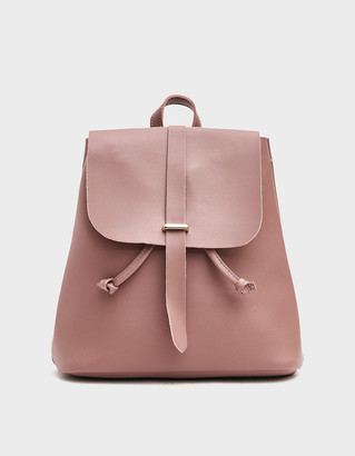 Patrizia Stelen Backpack in Mauve