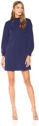Donna Morgan Women's Long Sleeve Dress