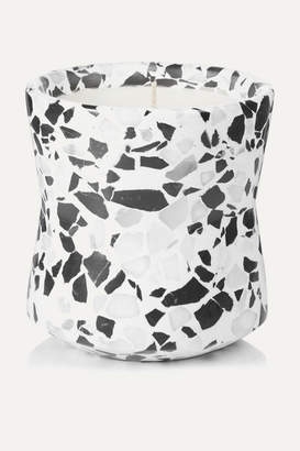 Tom Dixon Terrazzo Large Scented Candle, 540g - Colorless