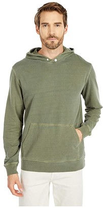 BLDWN Carson Hoodie (Dusty Olive) Men's Clothing