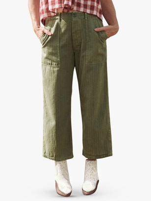 The Great The Herringbone Trooper Pant