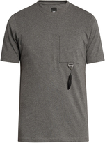 Oamc Feather-charm T-shirt