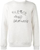 Soulland Silence sweatshirt - men - Cotton - L