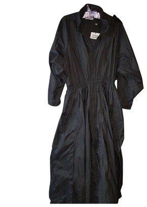 Opening Ceremony Black Polyester Coats