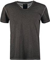 Tom Tailor Denim Basic Fit Print Tshirt Licorice