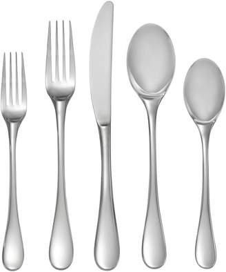 Nambe 5-Piece Sky Flatware Utensil Set