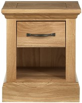 Luxe Collection Kingston 100% Solid Wood Ready Assembled Lamp Table