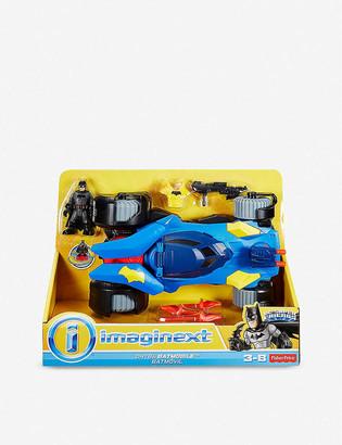 Batman DC Super Friends Batmobile playset