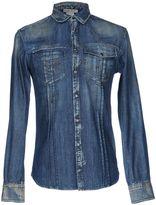 Pierre Balmain Denim shirts - Item 42614128