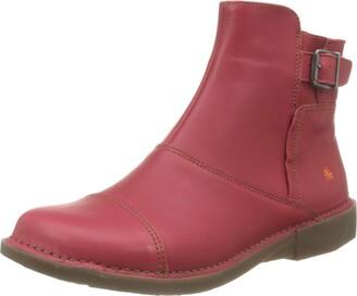 Art Women's 0917 Grass Bergen Ankle Boots
