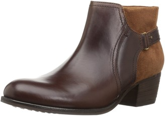 Clarks Women's Maypearl Lilac Ankle Bootie
