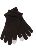 Kate Spade Women's Bow-Accented Gloves