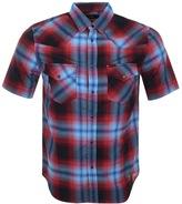 Diesel S East Shirt Red
