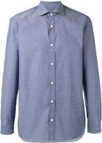 Z Zegna longsleeve shirt - men - Cotton - 39