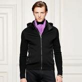 Ralph Lauren Purple Label Merino-Blend Hooded Sweater