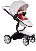 Infant Mima Xari Black Frame Stroller With Reversible Reclining Seat & Carrycot