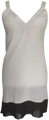 La Perla White Silk Dress for Women