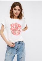 Daydreamer x Free People Womens BOB MARLEY ONE LOVE TEE