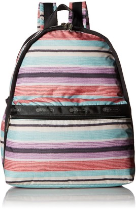 Le Sport Sac Classic Basic Backpack One Size