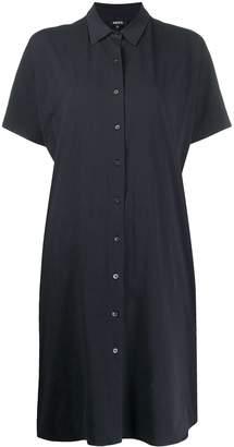 Aspesi shift shirt dress